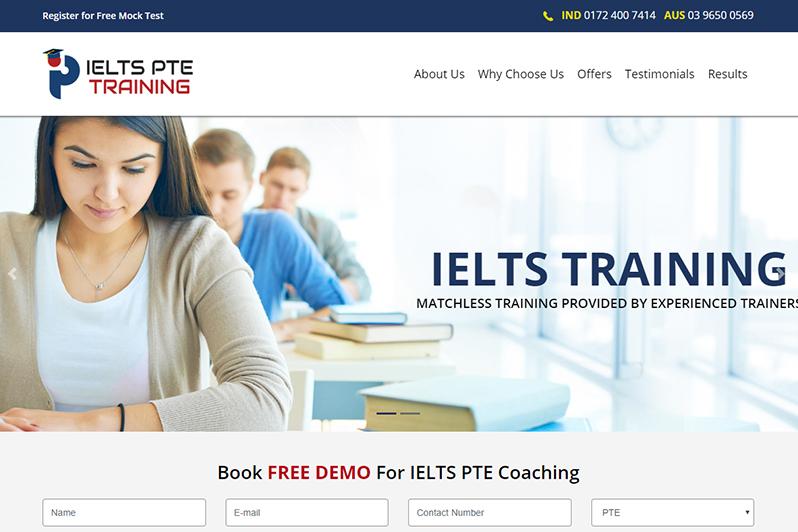 IELTS PTE TRAINING